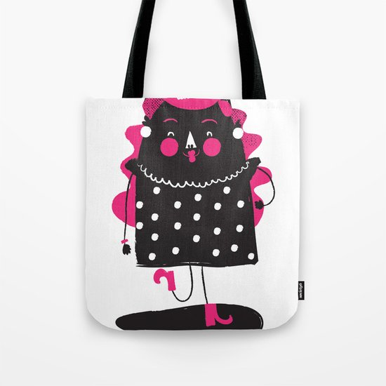 Be That Lady Tote Bag
