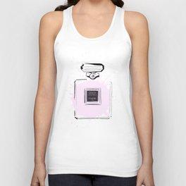 Pink Perfume 2 Unisex Tank Top