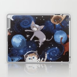 Cats on the Space Laptop & iPad Skin