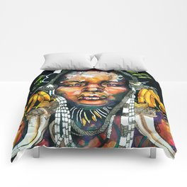 Wakanda '98 Comforters