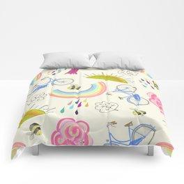 Earth Day Fun Comforters