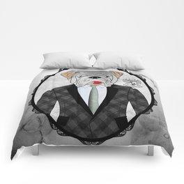 Mr. Dandy - English Bulldog Comforters