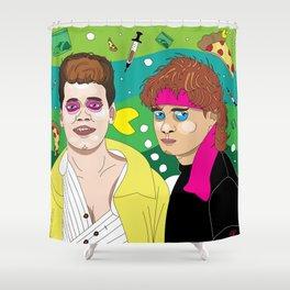 Lost Boys Shower Curtain