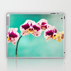 Orchids for an office lobby Laptop & iPad Skin