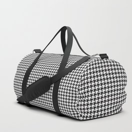 Catstooth Pattern Duffle Bag