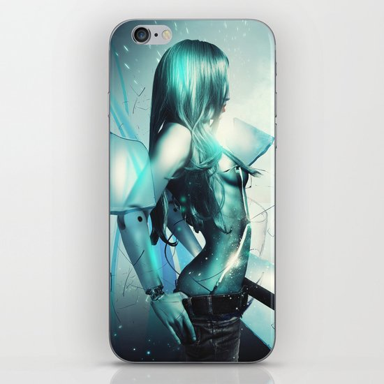 Heartless iPhone & iPod Skin
