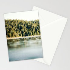 By The Lake  Stationery Cards
