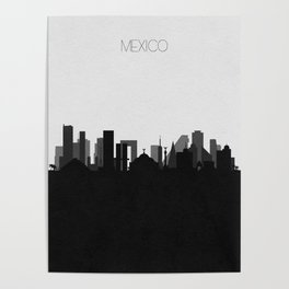 City Skylines: Mexico Poster