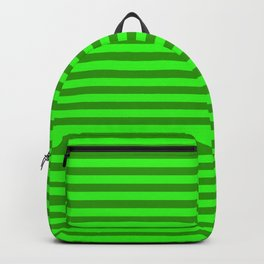 green texture Backpack