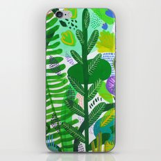 Between the branches. II iPhone & iPod Skin