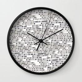 Silicon Cali Wall Clock