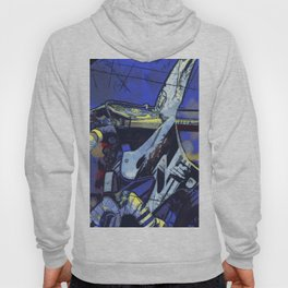 All Revved Up - Freestyle Motocross Rider Hoody