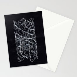 Wave Aroni Stationery Cards