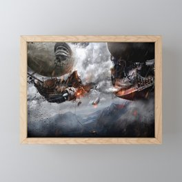 Ego Warriors Framed Mini Art Print