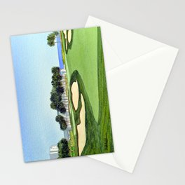 The Dunes Golf Club Myrtle Beach South Carolina Stationery Cards