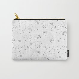 Moon and stars Carry-All Pouch