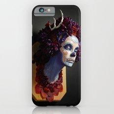 Momma Muertita Side iPhone 6s Slim Case