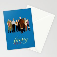 Firefly/serenity crew Stationery Cards
