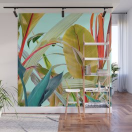 Tropical Jungle Wall Mural