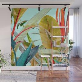 Tropical Jungle Wall Mural
