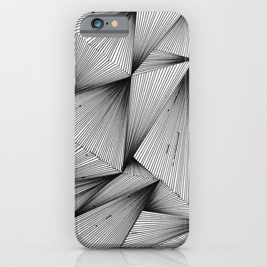 Structure (XYZ) iPhone & iPod Case