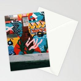 Graffiti (Newtown, Australia) Stationery Cards