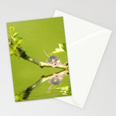 A little mouse Stationery Cards