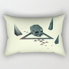 Dead Rectangular Pillow