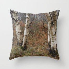 invierno Throw Pillow