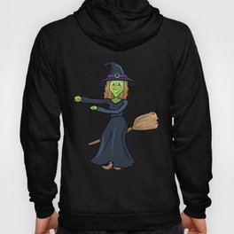 Halloween Witch Floss dance kids sign Youth Dance Hoody