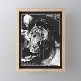 LightMare Framed Mini Art Print