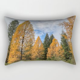 Autumn on the Mountain Rectangular Pillow