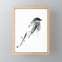 Birdy No. 3 Framed Mini Art Print