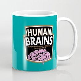Human Brains Coffee Mug