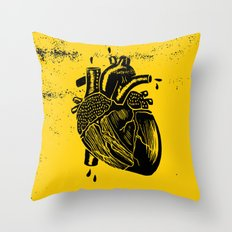 heart Throw Pillow