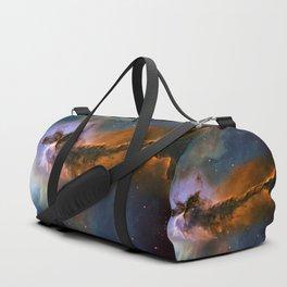Stellar Spire in the Eagle Nebula Duffle Bag