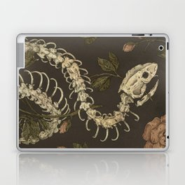 Snake Skeleton Laptop & iPad Skin
