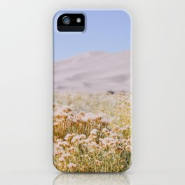 miles to go, nowhere to be. iPhone Case