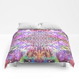 Centaurus Cosmic Mandala Comforters