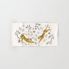 Tiger Dive Hand & Bath Towel