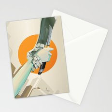 SERVITUDE Stationery Cards