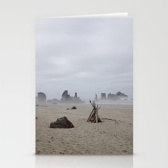 Bandon Beach Bird Stationery Cards