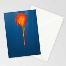 DYING SUN Stationery Cards