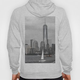 Freedom Tower with its sales flying Hoody