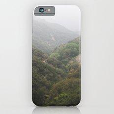 Mist in the San Bernardino Mountains iPhone 6s Slim Case
