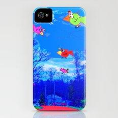 Happy Bird Day! Slim Case iPhone (4, 4s)