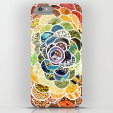 Rainbowbloom iPhone 6s Plus Slim Case