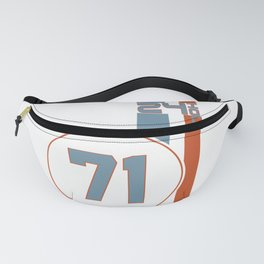 71 Le Mans Racing Fanny Pack