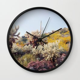 Arizona Color Wall Clock