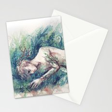 adam parrish - magician Stationery Cards